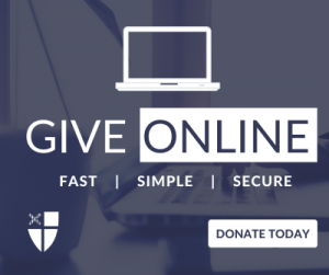 Give Online - Donate Today